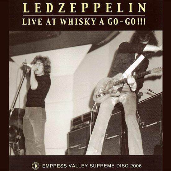 Bootlegs Led Zeppelin 1969