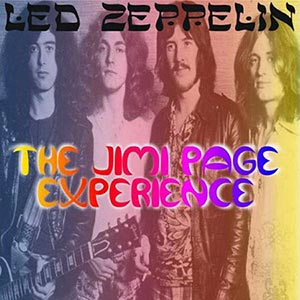 THE JIMMY PAGE EXPERIENCE
