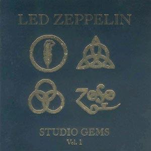 Bootlegs Led Zeppelin INEDITS STUDIOS
