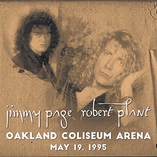 The Oakland Home Of Patrick Printy: Bootlegs Jimmy PAGE Et Robert PLANT