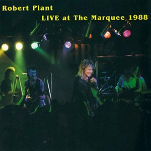 LIVE AT THE MARQUEE 1988