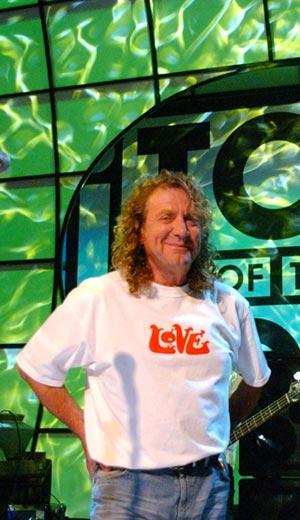 Concerts Robert Plant 2002
