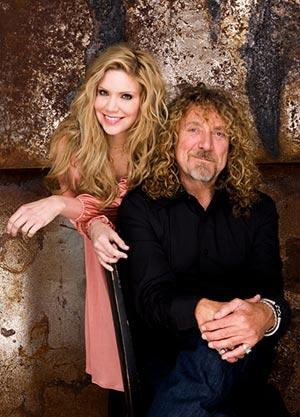 Concerts Robert Plant 2008