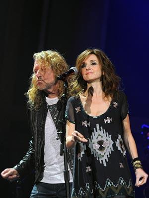 Concerts Robert Plant 2011