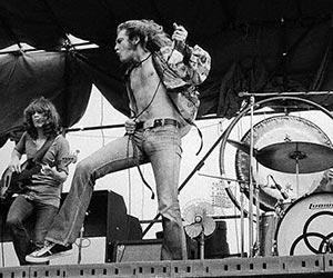 Concerts Led Zeppelin 1972
