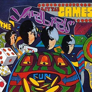 JIMMY PAGE - THE YARDBIRDS LITTLE GAMES