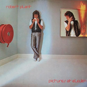 ROBERT PLANT - PICTURES AT ELEVEN - Yugoslavia