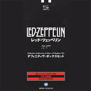 LED ZEPPELIN - DEFINITIVE COLLECTION