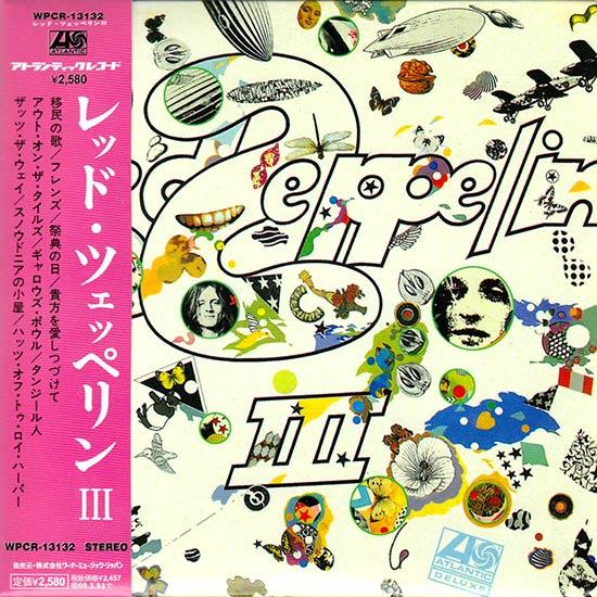 Discographie Led Zeppelin Et Solos