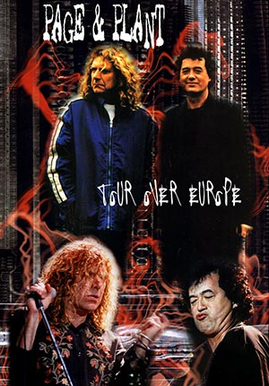Tour Over Europe