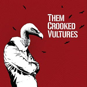 THEM CROOKED VULTURES - LP