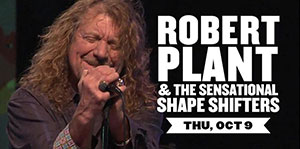 Robert Plant Brooklyn Bowl, Brooklyn, USA